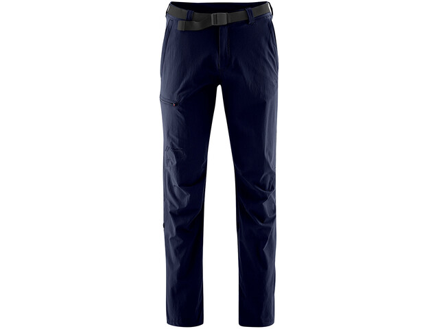 Maier Sports Nil Spodnie z podwijanymi nogawkami Mężczyźni, night sky